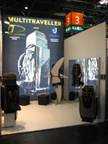 Messestand 2009